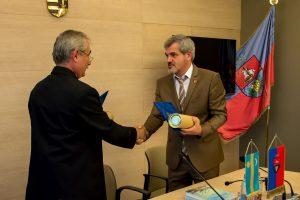 6 éve írták alá a testvértelepülési megállapodást Gyál és Kibéd vezetői