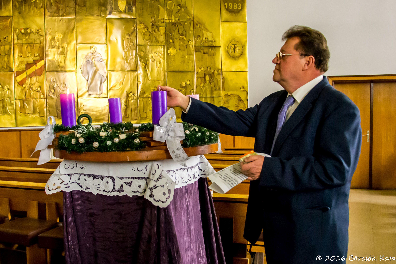 Gyimes István nyugalmazott polgármester, városunk díszpolgára