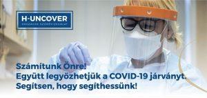 Segítsen Ön is a koronavírus elleni harcban!