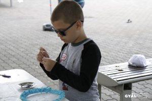 Több mint 300 gyermek nyaral a gyáli Erzsébet-táborban