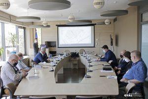Szakemberekkel egyeztetett az önkormányzat a vasútfejlesztésről