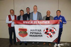 Partnerklubi megállapodást kötött a Gyáli BKSE és a Budapest Honvéd FC
